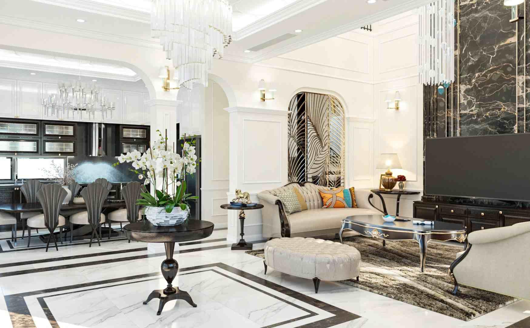 Ba quy tắc sửa nhà giúp nhà đẹp ưng ý