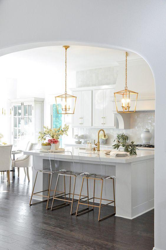 Đảo bếp - Điều bạn cần biết trước khi thiết kế nội thất không gian bếp