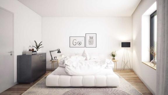 Phong thủy trong thiết kế phòng ngủ như nào là đúng?